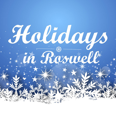 Holidays in Roswell
