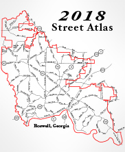 Updated Roswell Street Atlas
