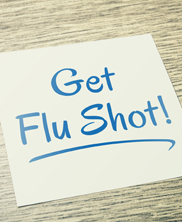 Flu Shots at the new CORE Wellness Center