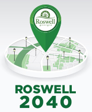 Roswell 2040 Comprehensive Plan Logo