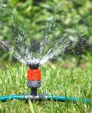 Water Restrictions Sprinkler